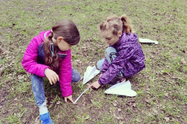 Outdoor learning at TIS